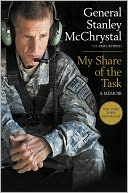 My Share of the Task by General Stanley McChrystal: Book Cover