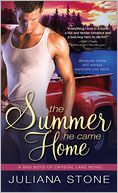 The Summer He Came Home by Juliana Stone: Book Cover