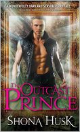 Outcast Prince by Shona Husk: Book Cover