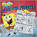 Stop the Presses! (SpongeBob SquarePants) (PagePerfect NOOK Book) by Steven Banks: NOOK Book Cover