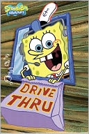 Drive Thru (SpongeBob SquarePants) (PagePerfect NOOK Book) by Erica David: NOOK Book Cover