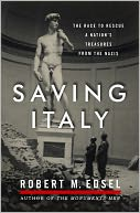 Saving Italy by Robert M. Edsel: Book Cover