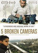5 Broken Cameras with Emad Burnat