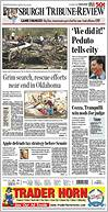 Pittsburgh Tribune Review by Trib Total Media Inc.: NOOK Newspaper Cover