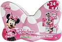 Minnie Bowtique 3 Puzzles in a Tin by Cardinal Games: Product Image