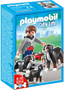 Mountain Dogs with Puppy by Playmobil: Product Image