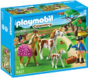 Playmobil Paddock with Horses by Playmobil: Product Image