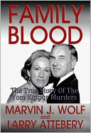 Family Blood by Marvin J. Wolf: NOOK Book Cover