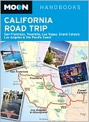 Moon California Road Trip by Avalon Travel: NOOK Book Cover