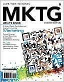 MKTG (with Marketing CourseMate with eBook and Career Transitions 2.0 Printed Access Card) by Charles W. Lamb: Book Cover