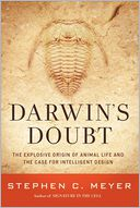 Darwin's Doubt by Stephen C. Meyer: Book Cover
