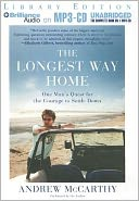 The Longest Way Home by Andrew McCarthy: Audiobook Cover