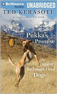Pukka's Promise by Ted Kerasote: CD Audiobook Cover