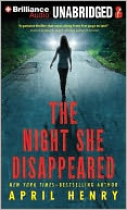 The Night She Disappeared by April Henry: Item Cover