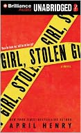 Girl, Stolen by April Henry: Item Cover