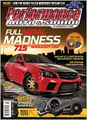 Performance Auto & Sound - Two Years Subscription: Magazine Cover