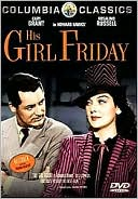 His Girl Friday with Cary Grant