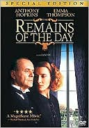 The Remains of the Day with Anthony Hopkins