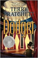 Dodger by Terry Pratchett: Book Cover