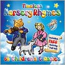 Timeless Nursery Rhymes: 66 Children's Classics by The Hatchlings: CD Cover