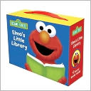 Elmo's Little Library (Sesame Street) by Sarah Albee: Book Cover