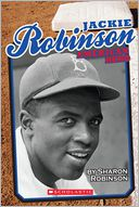 Jackie Robinson by Sharon Robinson: Book Cover