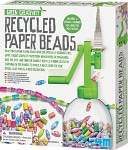4M Recycled Paper Bead Kit by Toysmith: Product Image