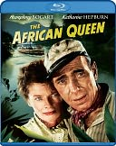 The African Queen with Humphrey Bogart