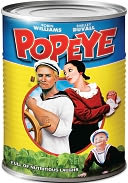 Popeye with Robin Williams