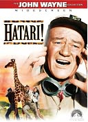 Hatari! with John Wayne