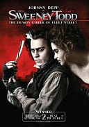 Sweeney Todd: The Demon Barber of Fleet Street with Johnny Depp