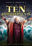 The Ten Commandments with Charlton Heston