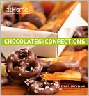 Chocolates and Confections at Home with The Culinary Institute of America by Peter P. Greweling: Book Cover