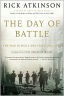 The Day of Battle by Rick Atkinson: Book Cover