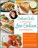 Sodium Girl's Limitless Low-Sodium Cookbook by Jessica Goldman Foung: Book Cover