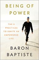 Being of Power by Baron Baptiste: Book Cover