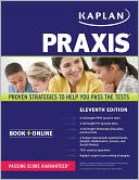 PRAXIS by Kaplan: Book Cover