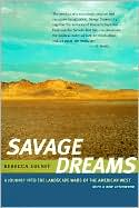 download Savage Dreams : A Journey into the Landscape Wars of the American West book