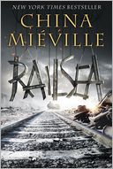 Railsea by China Mieville: Book Cover