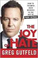 The Joy of Hate by Greg Gutfeld: Audio Book Cover