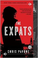 The Expats by Chris Pavone: Book Cover