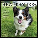 2014 Healthy Dog Wall Calendar by Eve Adamson: Calendar Cover