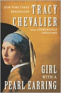 Girl with a Pearl Earring by Tracy Chevalier: Book Cover