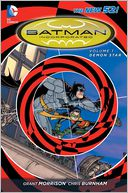 Batman Incorporated Vol. 1 by Grant Morrison: Book Cover