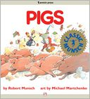 Pigs by Robert Munsch: NOOK Kids Read to Me Cover