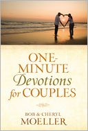 One-Minute Devotions for Couples by Bob Moeller: NOOK Book Cover
