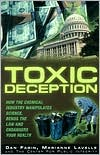 Toxic Deception by Dan Fagin: Book Cover