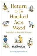 Return to the Hundred Acre Wood by David Benedictus: Book Cover