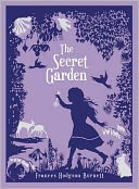 The Secret Garden (Barnes &amp; Noble Leatherbound Classics) by Frances Hodgson Burnett: Book Cover
