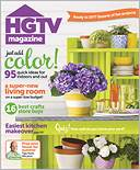 HGTV Magazine by Hearst: NOOK Magazine Cover